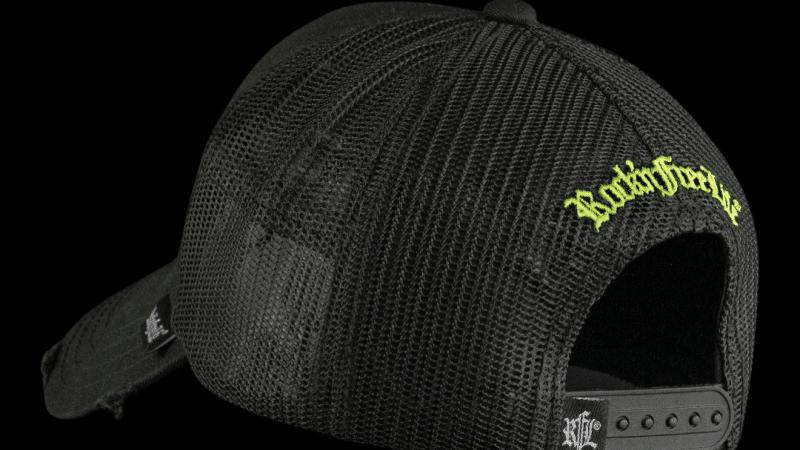 Découvrez la marque de casquettes française Rock'nFreeLife®