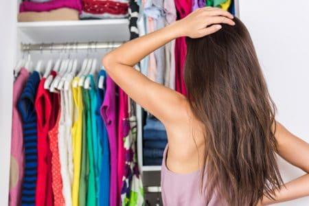Mesdames, quel est le bon moment pour renouveler votre garde-robe?